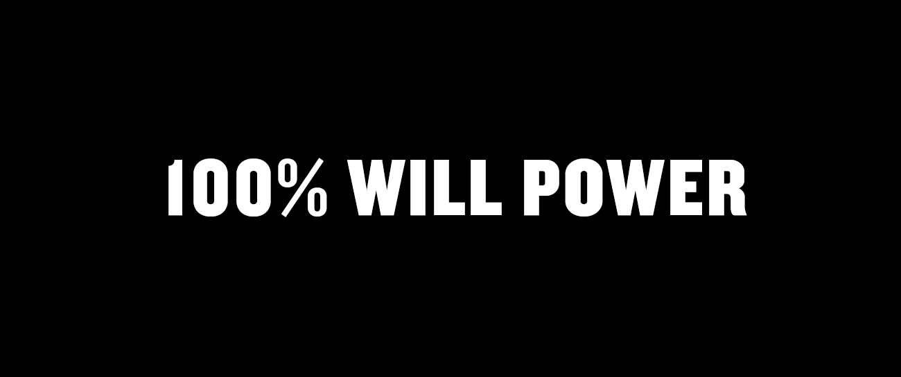 Will Power Banner