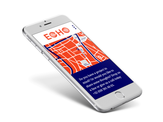 Dift Echo Mobile Website