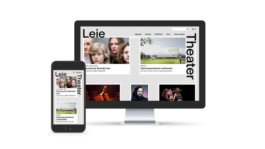 Browser Mockup Leietheater 4