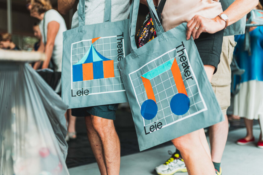 Dift Leietheater Totebags
