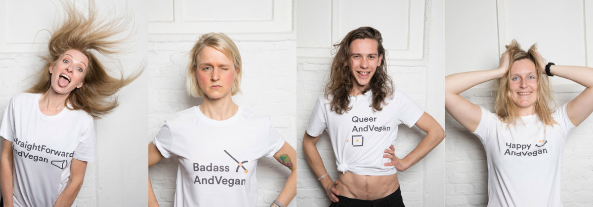 The Vegan Network Shirts Dift Website